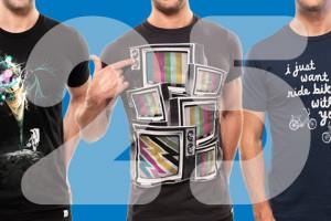 Cool T-shirts at Fab nob